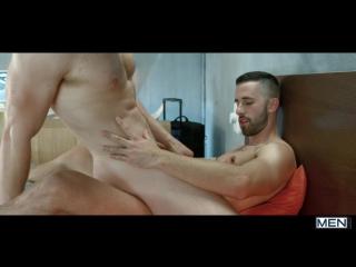 [men] sunny colucci & griffin barrows (ex machina — a gay xxx parody, part 3)