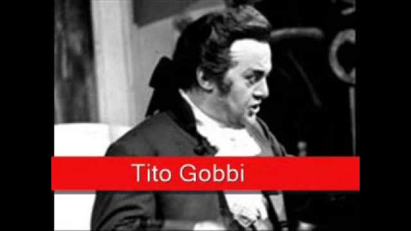 Tito Gobbi: Mozart - Le Nozze di Figaro, 'Hai già vinta la causa Vedro mentr'io sospiro'