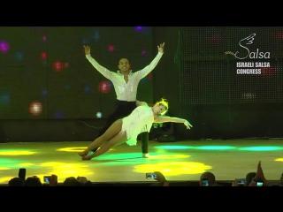 Israeli salsa congress 2014 baila comigo world champions aged 6  7 (1)