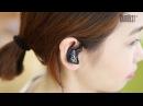 KZ KZ ES3 In ear Detachable HiFi Earphones - GearBest