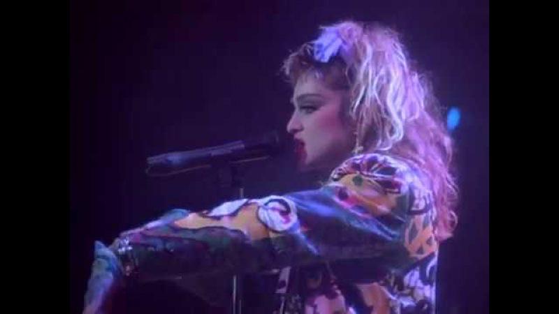 Madonna Dress You Up Extended Fan Version