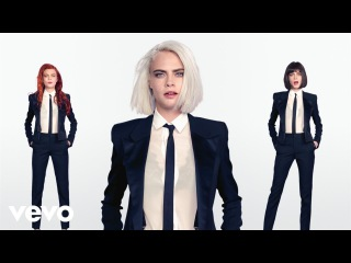 """Cara Delevingne - I Feel Everything (From """"Valerian and the City of a Thousand Planets"""")"""