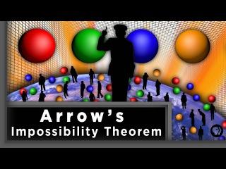 Формулировка и доказательство теоремы Эрроу