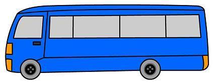 картинка автобус с флажками едет по улице узнать том, где