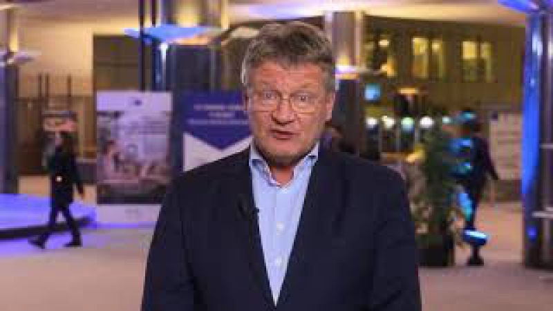 Es tut sich eigenartiges mit den Mandaten der Engländer Jörg Meuthen berichtet aus Brüssel