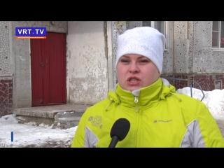 Тревожный звонок. Жители 5 подъезда Ленина, 7 укрепление козырька все-таки дождались.