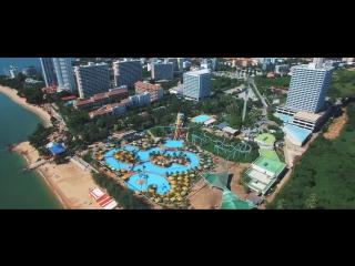Pattaya city. thailand. pattaya park beach resort 3. 2016. паттайя. тайланд. ква