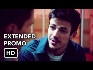 """The Flash 4x11 Extended Promo """"The Elongated Knight Rises"""" (HD) Season 4 Episode 11 Extended Promo"""