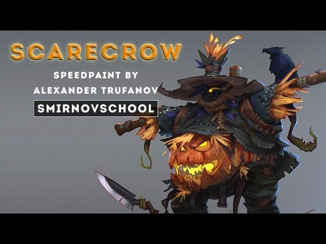 SCARECROW by Alexander Trufanov. Smirnov School.