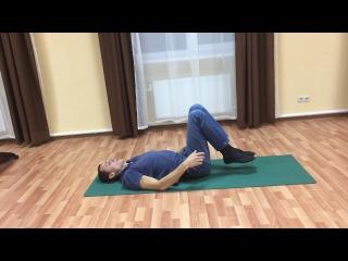 Лечебная физкультура при остеохондрозе и протрузии шейного, грудного и поясничного отдела.