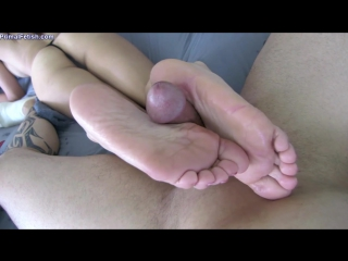 Eva Long - Clips4sale - Primals FootJobs - Eva Long in First Time Sensual Footjob