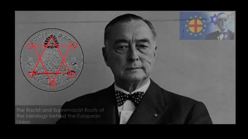 Le genocide planifie du peuple francais Plan Kalergi 1924