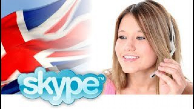 Английский по Скайпу Английский по Skype Обучение английскому языку онлайн YouTube