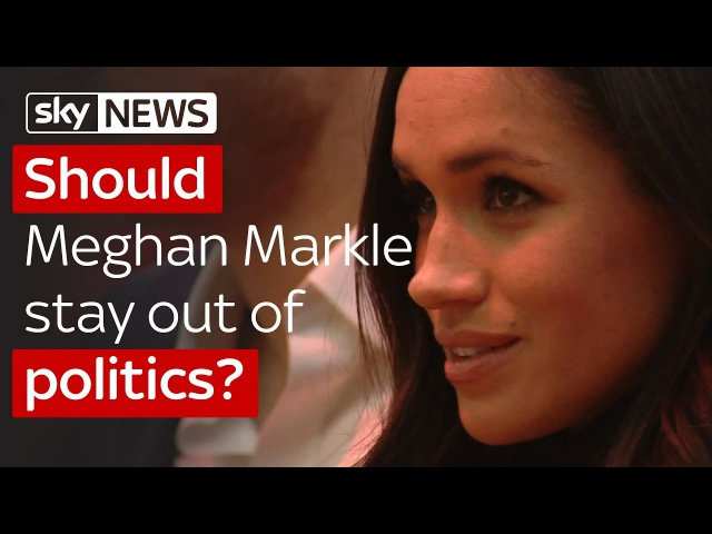 Public back Meghan Markle to be outspoken