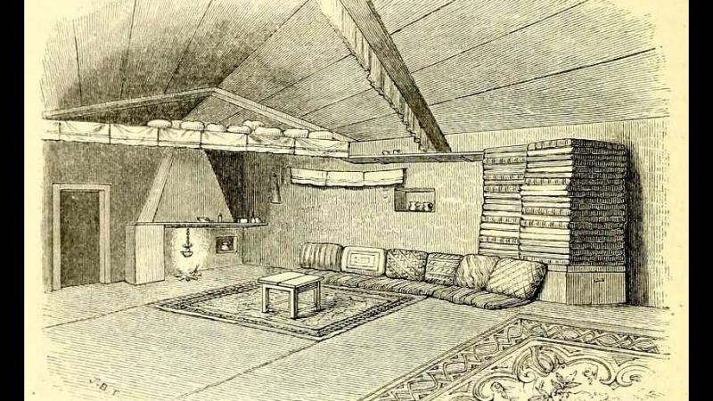 Татары жилище картинки
