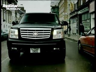 Обзор рамного внедорожника Cadillac Escalade