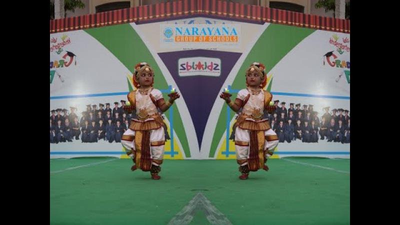 Bharatha vedamuga classical dance by Parnika