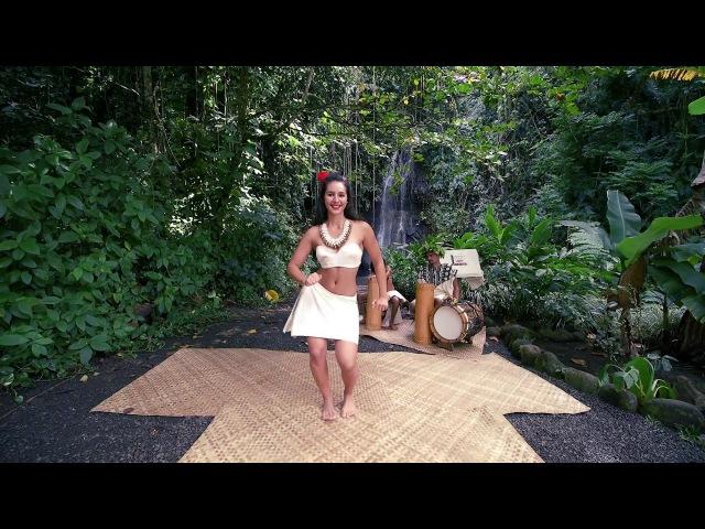 VARU Basic step 'Ori Tahiti