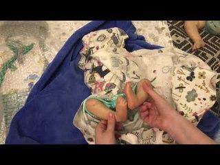 Распаковка реборна Дэнни - Уильяма/Levi by Bonnie Brown🍃💕