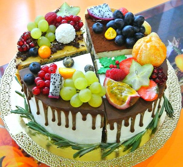 красивая картинка торта четвертинки обзаведётся большим дисплеем