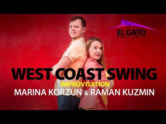 Movement Us Marina Korzun Raman Kuzmin I West Coast Swing