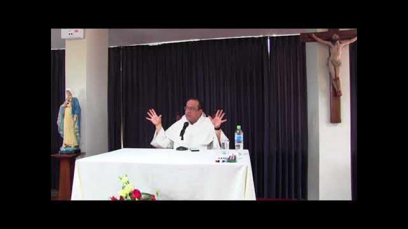 La iglesia nació de la Cruz y se renueva en la Cruz [vida interior 09 de 12]