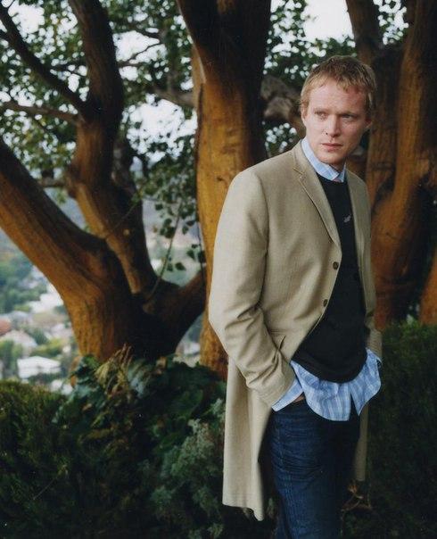 Пол Беттани, 2001