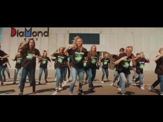 Танцы jungle move dance army