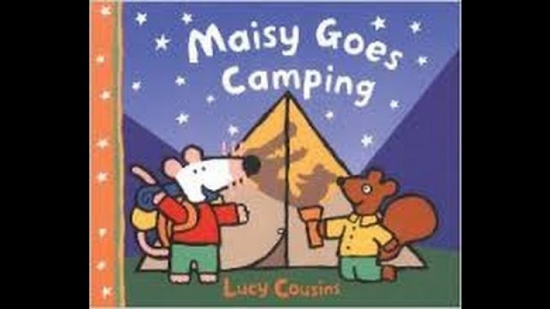 Maisy goes Camping by Lucy Cousins Read by SUPER BooKBoY