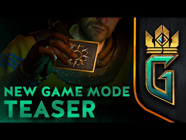 BETA VIDEO GWENT The Witcher Card Game New game mode teaser