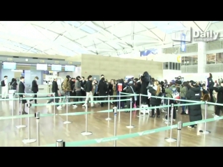 171130 EXO @ Incheon Airport