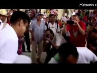 Необычная свадьба. Мэр мексиканского города вступил в брак с крокодилом. Новост ...