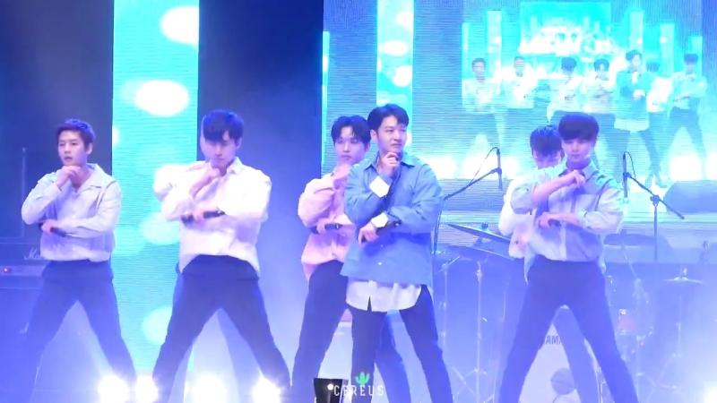 [FANCAM] 17.05.2018: BTOB - MOVIE @ Kyunghee University Festival