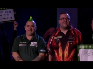 2017 World Grand Prix of Darts Round 1 Wright vs Bunting