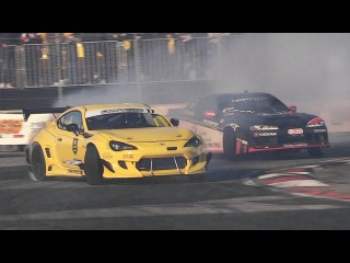 Drift GP Show at Bologna Motor Show 2017 - 2JZ GT86, VR38DETT 200SX, MX-5 2JZ & More!!