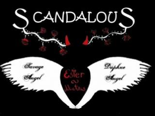 Scandalous (Savage Angel feat. Daphne Angel & Ester Niakris)  -I remember