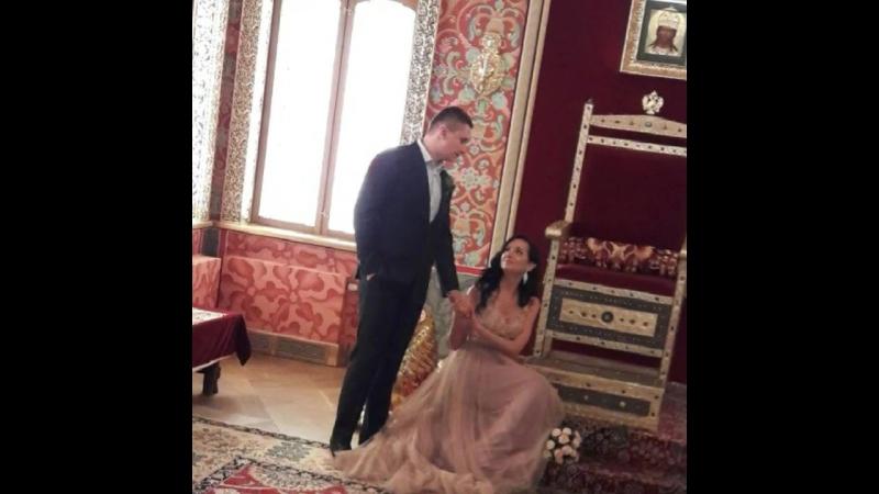 Свадьба Наташи и Леши 9 12 2017 года г Москва музей усадьба Коломенское