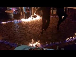 Греческий зажигательный танец)))