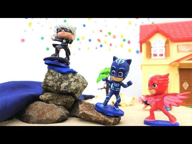 Giochi per bambini PJMasks Super pigiamini salvano i bambini dalla Lunetta Lunagirl nuovi episodi