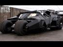 The Dark Knight Trilogy Creating Batmobile Featurette 2005 2012