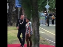 AlexOLoughlin arrival at SOTB H50