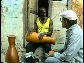 Aña (ayan)    La MAGIA del TAMBOR     documental 1994 HECHO en CUBA