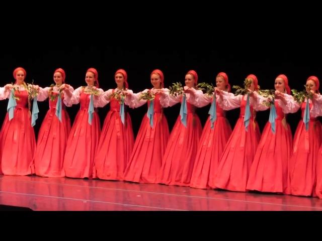 Как русские делают это Иностранцев шокировал русский танец Березка