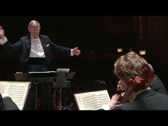 Wilhelm Stenhammar Symphony No 2 Göteborgs Symfoniker Herbert Blomstedt