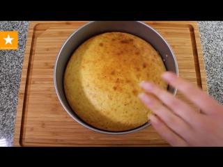 Идеальный бисквит без яиц. Рецепт от Мармеладной Лисицы.