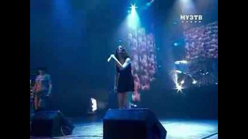 Tatu - Novaya Model' (live st petersburgo)
