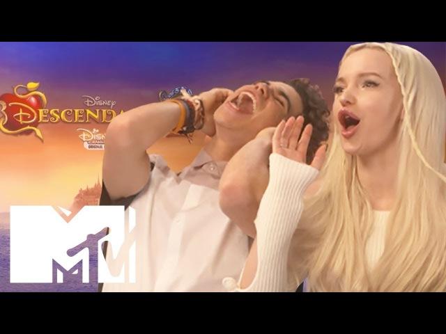 Descendants 2 Ways To Be Wicked Music Video   Sofia Carson Dove Cameron   MTV Movies