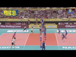 Brutal spike from the best -worth a look-