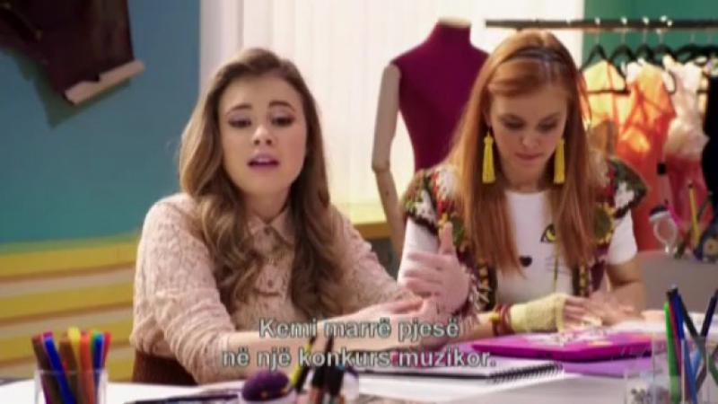 Vizion Plus Megi dhe Bianka Fashion Friends Sezoni 1 Episodi 25 I madhi Lokhart TITRA SHQIP