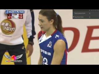 Body Queenseis  vs Toray Arrows (ไอ คุโรโกะ ) | 18-11-17 | JAPAN V Premier League Women 17/18